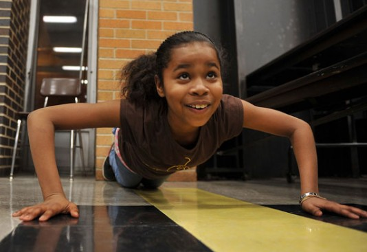 Making Kane County Fit for Kids