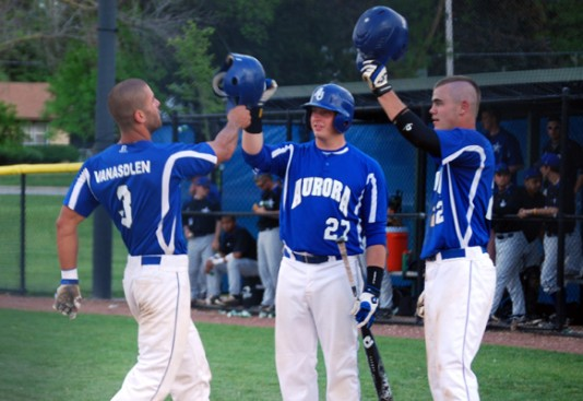 Led by Van Asdlen and Adams, AU is ranked No. 19 in the latest D3baseball.com poll.