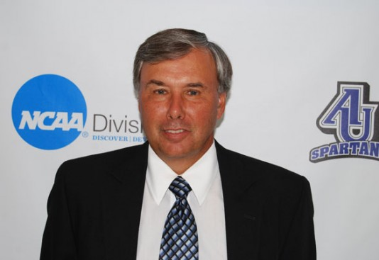 AU's Mark Walsh announced today that he will step down as Athletic Director to focus on serving as Head Football Coach.