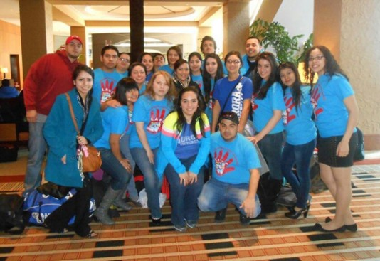 LASO members at USHLI National Conference