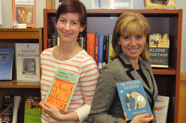 AU librarians participate in World Book Night