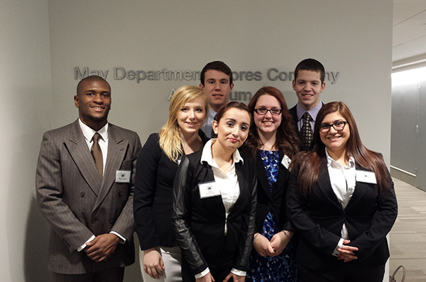 GLO students attend Model United Nations conference