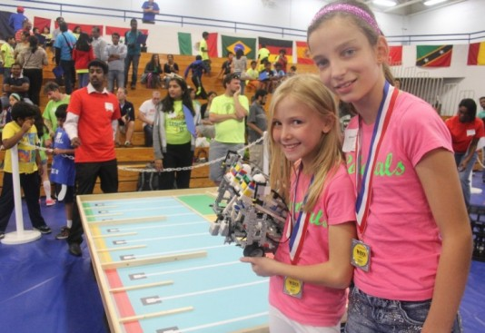 World Robot Olympiad national competition